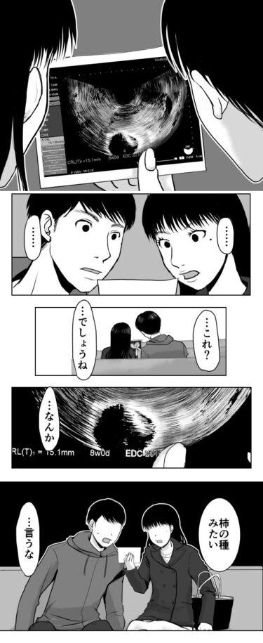 【エッセイ】久永家5.胎児のエコー写真