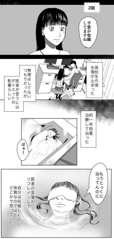 【エッセイ】久永家2.生理不順だった過去